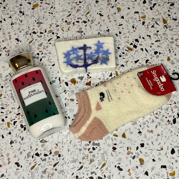 NWT Bath & Body Works lotion bundle